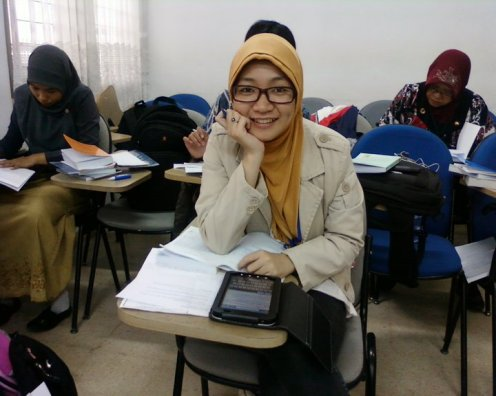 yup, it's exam day. LOL.
