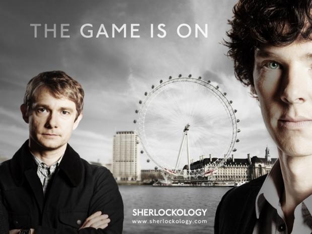 Blogging the Thrill Sherlock Holmes 2